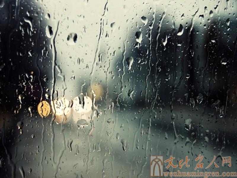 原野诗词/六月大雨